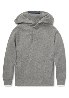 Ralph Lauren Childrenswear Little Boy's Heathered Hoodie