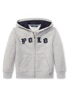Ralph Lauren Childrenswear Little Boy's Long-Sleeve Hoodie