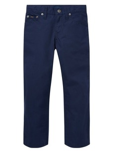 Ralph Lauren Childrenswear Little Boy's Poplin Pants