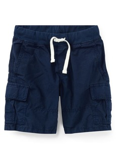 Ralph Lauren Childrenswear Little Boy's Ripstop Cotton Cargo Shorts
