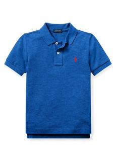 Ralph Lauren Childrenswear Little Boy's Short-Sleeve Cotton Polo
