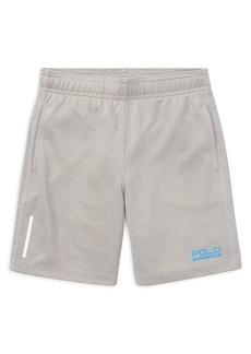 Ralph Lauren Childrenswear Little Boy's ThermoVent Stretch Shorts