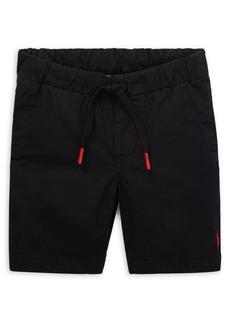 Ralph Lauren Childrenswear Little Boy's Twill Cotton Shorts