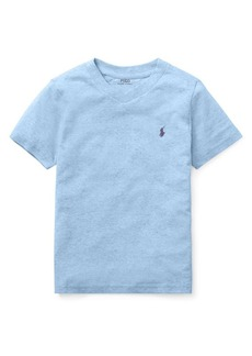 Ralph Lauren Childrenswear Little Boy's Washed V-Neck Tee