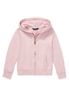 Ralph Lauren Childrenswear Girl's French Terry Hoodie