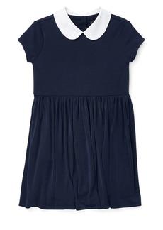 Ralph Lauren Childrenswear Little Girl's Peter Pan Collar Dress