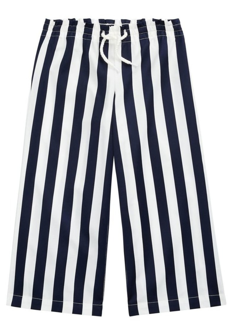 Ralph Lauren Childrenswear Little Girl's & Girl's Striped Cotton Dobby Pants