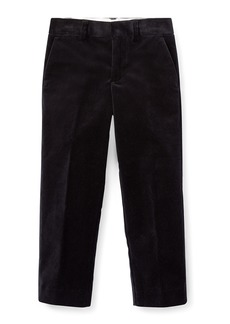 Ralph Lauren Childrenswear Newport Velvet Straight-Leg Pants  Size 5-7