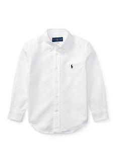 Ralph Lauren Childrenswear Oxford Sport Shirt  Size 2-4