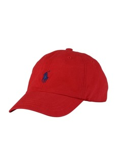 Ralph Lauren Childrenswear Kid's Polo Pony Baseball Cap