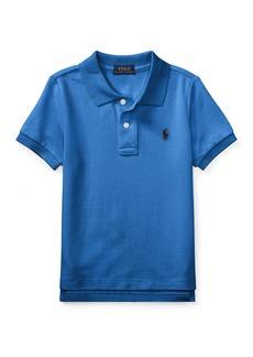 Ralph Lauren Childrenswear Short-Sleeve Logo Embroidery Polo Shirt  Size 2-3
