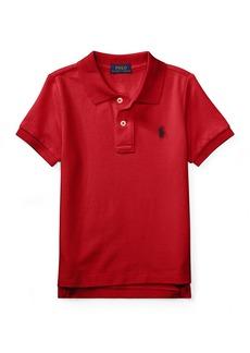 Ralph Lauren Childrenswear Short-Sleeve Logo Embroidery Polo Shirt  Size 4-7