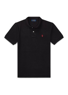 Ralph Lauren Childrenswear Short-Sleeve Logo Embroidery Polo Shirt  Size S-XL