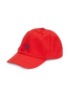 Ralph Lauren Childrenswear Toddler's & Little Boy's Baseball Cap