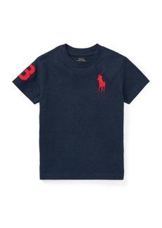 Ralph Lauren Childrenswear Toddler's & Little Boy's Cotton Jersey Crewneck Tee