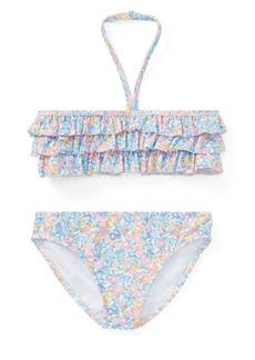 Ralph Lauren Childrenswear Toddler's Two-Piece Floral Bikini Set