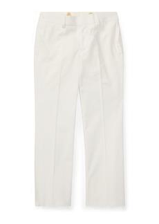 Ralph Lauren Childrenswear Woodsman Cotton-Stretch Gabardine Pants