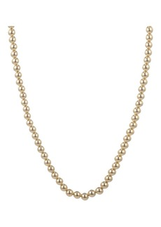 Ralph Lauren Classic Matinee Necklace