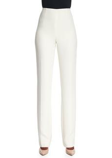 Ralph Lauren Alandra Straight-Leg Pants