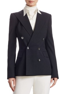 Iconic Style Camden Double-Breasted Blazer