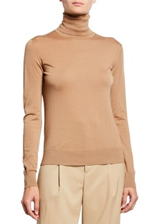 Ralph Lauren Collection Cashmere Jersey Turtleneck