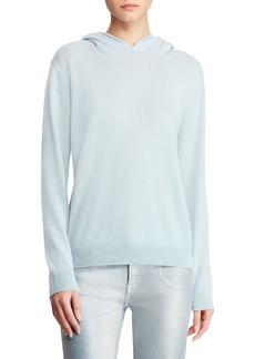 Ralph Lauren Collection Cashmere Pullover Hoodie
