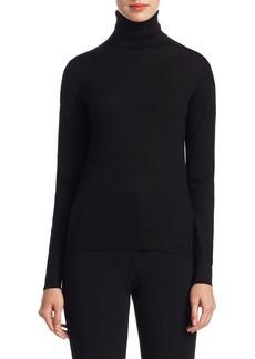Iconic Style Cashmere Turtleneck Sweater