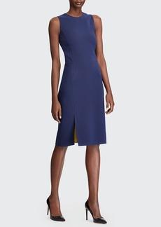 Ralph Lauren Collection Cora Sleeveless Cocktail Dress