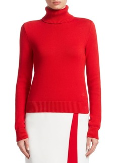 Ralph Lauren Cotton Turtleneck Sweater