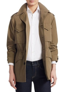 Ralph Lauren Iconic Style Milton Army Field Jacket