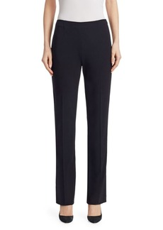Ralph Lauren Iconic Style Alanda Wool-Blend Pants