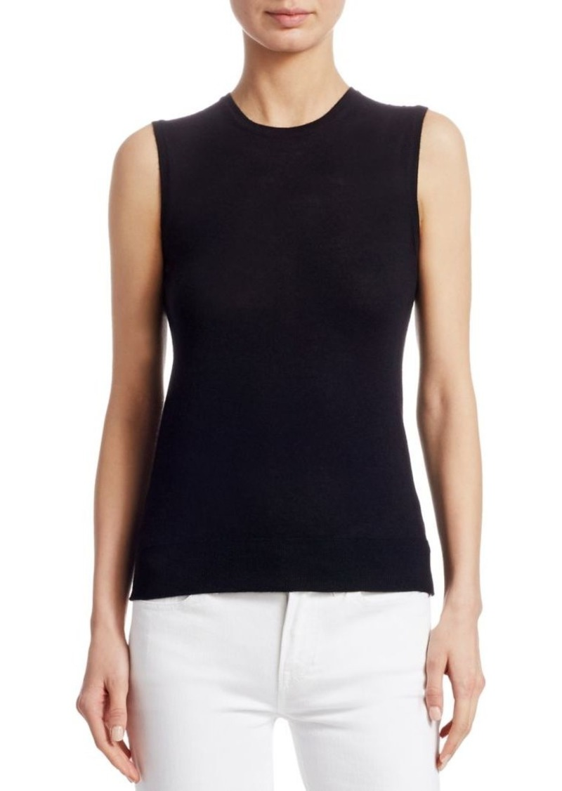 Ralph Lauren Iconic Style Knit Cashmere Shell
