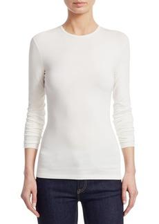 Ralph Lauren Iconic Style Long-Sleeve Top