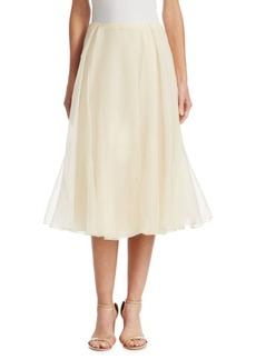 Ralph Lauren Isabella Midi Skirt