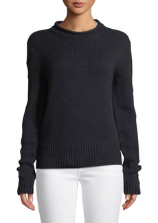 Ralph Lauren Collection Knit Cashmere Roll-Neck Sweater