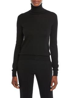 Ralph Lauren Collection Long-Sleeve Cashmere Turtleneck Sweater