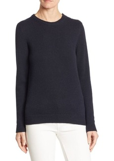 Ralph Lauren Nautical Shoulder Button Cashmere Sweater