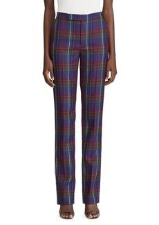 Ralph Lauren Collection Seth Plaid Wool Pants