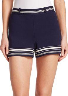 Ralph Lauren Silk Mini Shorts