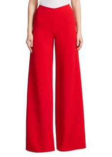 Ralph Lauren Wide-Leg Solid Daria Pants