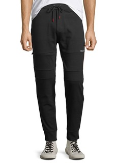 Ralph Lauren Contrast-Striped Track Pants