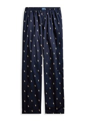 Ralph Lauren Cotton Woven Sleep Pants