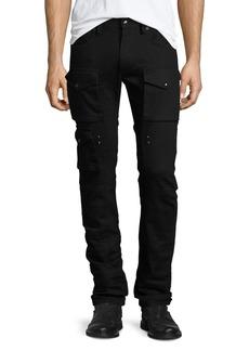 Ralph Lauren Courier Cargo Denim Jeans