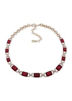 Ralph Lauren Crystal Collar Necklace