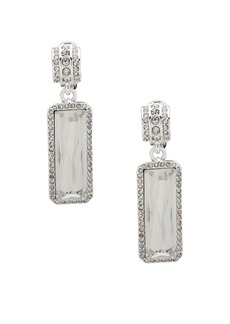 Ralph Lauren Crystal Drop Earrings