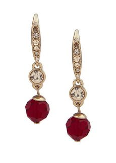 Ralph Lauren Crystal-Embellished Drop Earrings
