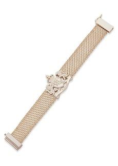 Ralph Lauren Crystal Mesh Bracelet