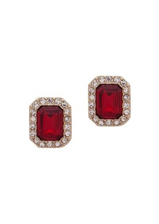 Ralph Lauren Crystal Stud Earrings