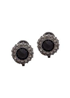 Ralph Lauren Crystal Stud Earrings