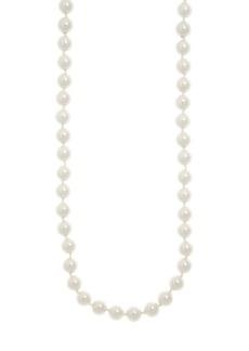 Ralph Lauren Faux Pearl Necklace
